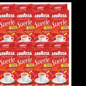 Lavazza Suerte Filtre Kahve (250×8=2000 gr)