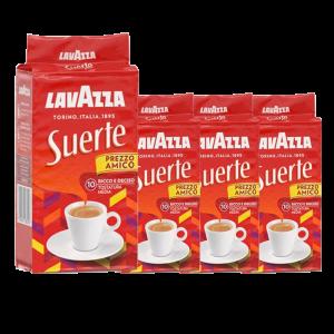 Lavazza Suerte Filtre Kahve (250 x4 =1000 gr)